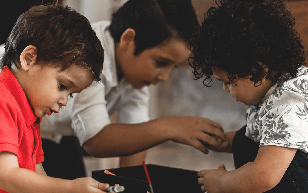 Lectura puente para el desarrollo Socioemocional