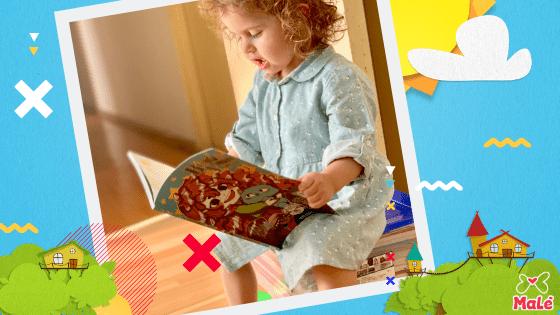Autocontrol lector del niño
