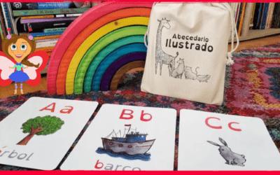 ¿ Cómo utilizar los abecedarios visuales con niños ?