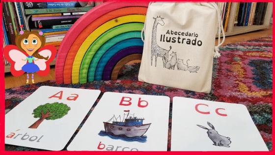 abecedarios infantiles
