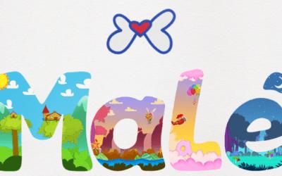 MaLé App educativa para niños de primaria de Kinder a 3er grado