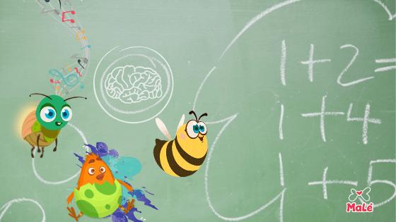 Inteligencia o inspiración: cómo aprenden los niños