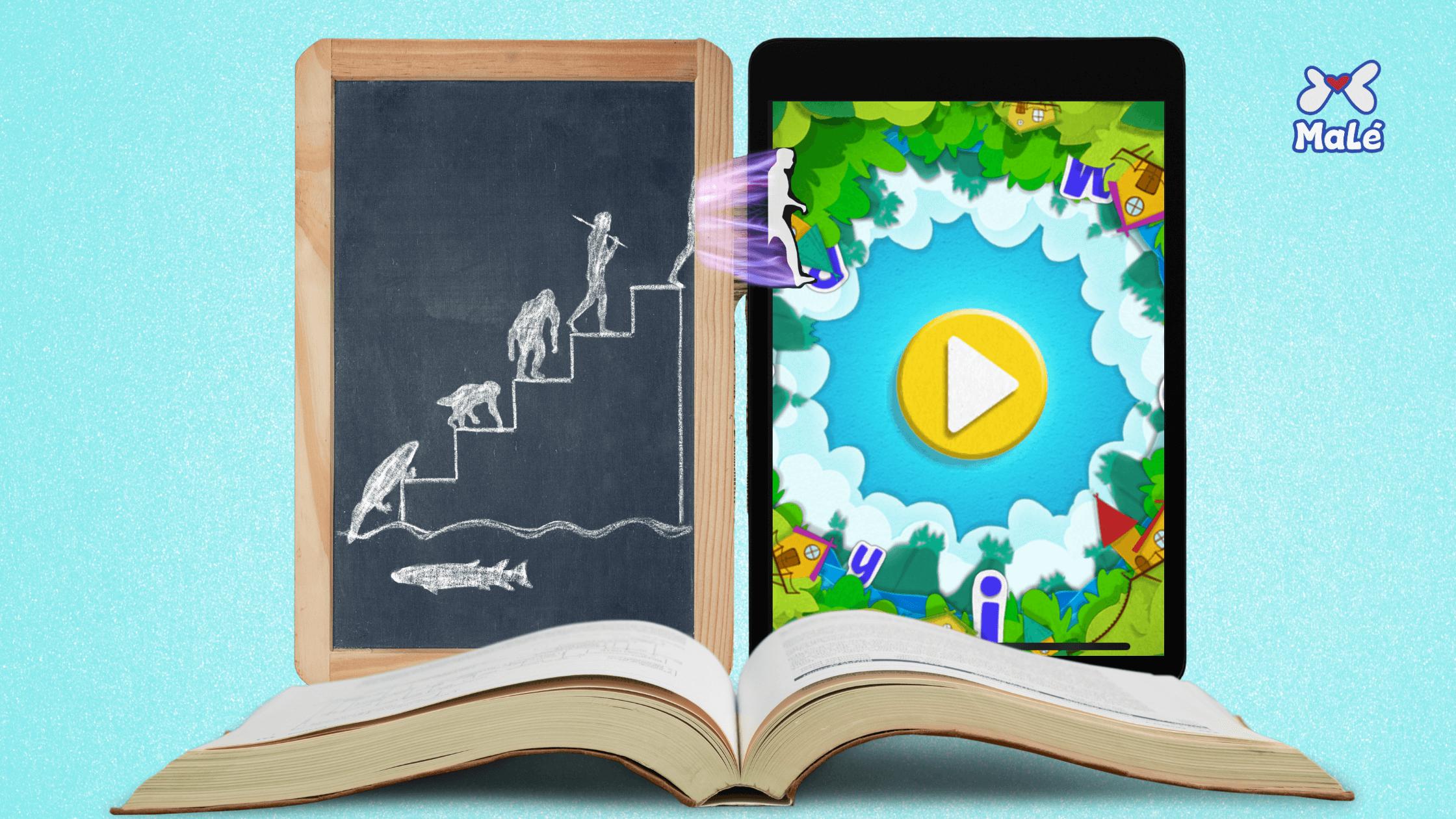 La lectura fuente de evolución e inspiración