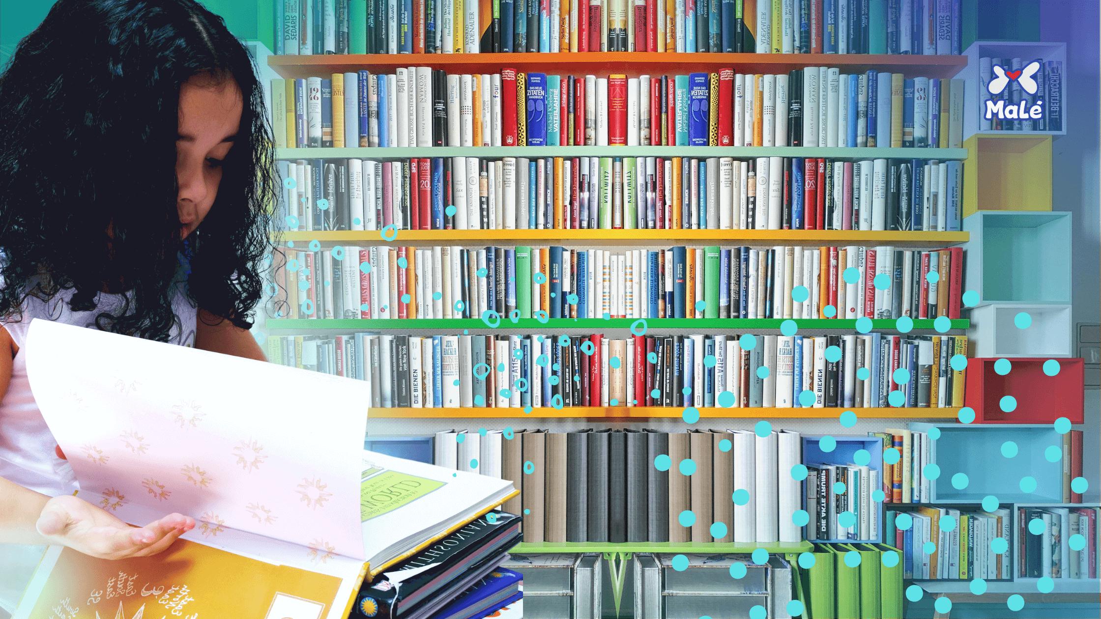 Cómo recomendar libros nuevos a los niños